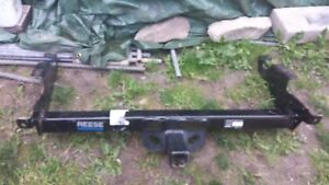 Class 5 Chevy trailer hitch.