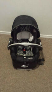 Evenflo Carseat with base