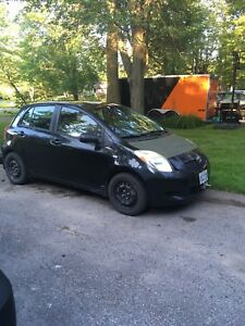 Toyota Yaris  trade for a camper or ?