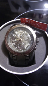 Mens Relic watch