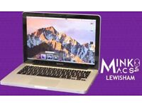 "2Ghz 13"" APPLE MACBOOK PRO 4GB 160GB PRO TOOLS 10 LOGIC PRO X FL STUDIO 11 REASON IZOTOPE 7 WAVES"