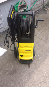Pressure washer needs repair