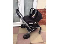Mothercare 3in1 Travel System