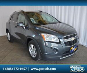 2013 Chevrolet Trax 1LT/LEATHER/BLUETOOTH