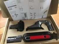 Dyson genuine 4 piece cleaning accessory kit BRAND NEW
