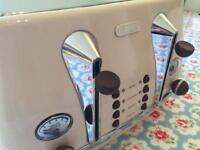 De'longhi Vintage Style Icona 4 Slice Toaster