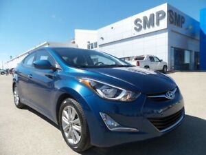 2016 Hyundai Elantra Sport Appearance, heated seats, sunroof, ba