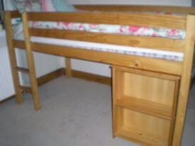 Julian Bowen cabin bed wendy sleeper