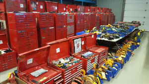 Public Auction - Hand Tools, Power Tools, Tools Storage