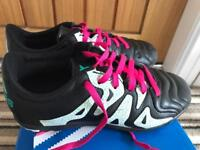 Adidas ZX Flux football boots size 1