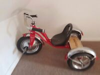 Tricycle in mint condition