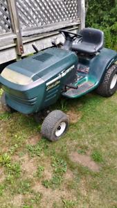 Tracteur gazon Craftsman / Lawn tractor Craftsman