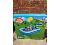 Chad Valley Paddling Pool. Never used.