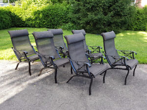 Chairs for outdoor (6)