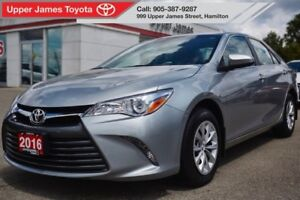 2016 Toyota Camry LE - Only a few models left!