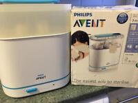 Philips Avent 3 in 1 electric steriliser