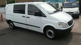 Merk Vito 12 months mot crew cab 5 seats £3695 no vat