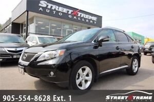 2010 Lexus RX 350|ALL WHEEL DRIVE|SUNROOF|NAVI|ACCIDENT FREE