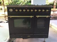 Second Hand Britannia Range Cooker (Gas Hob & Electric Ovens)