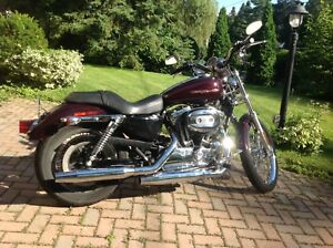 2006 Harley Sportster 1200cc. US model