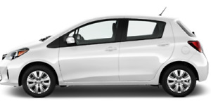 2017 Toyota Yaris Hatchback Lease Take Over