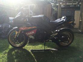 Yamaha R1 Big Bang 2012