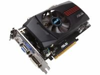 ASUS GTX 550 Ti (1gb ddr5) graphic card