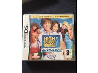High school musical 2 case and GTA case