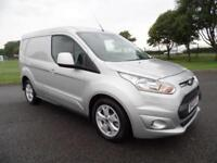 Ford Transit Connect 1.6TDCi (115PS ) 200 L1 LIMITED Van