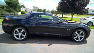 2010 Chevrolet Camaro 2LT RS with SS trim Coupe (2 door)