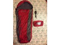 Child's 3 seasons sleeping bag