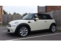MINI One Convertible (63/2013) - extremely low mileage, excellent condition, one lady owner from new