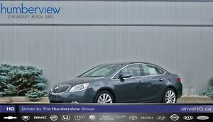 2013 Buick Verano Leather Package LOW KM|REAR CAM|HEATED STEE...