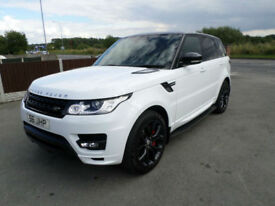 2014 Land Rover Range Rover Sport 3.0SD V6 AUTOBIOGRAPHY, AUTOMATIC, 7 SEATS