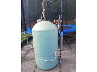 Copper cylinder 117 l