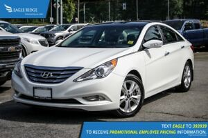 2012 Hyundai Sonata Limited Sunroof, Heated Seats, and Satell...