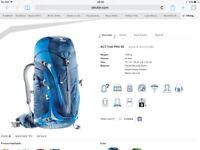 Women's hiking backpack Deuter 40l