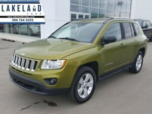 2012 Jeep Compass Sport  - Aluminum Wheels -  Fog Lamps -  Cruis