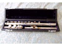 Sapphire Student Flute