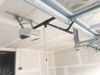 Automatic garage door openers installation