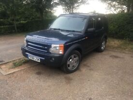 Land Rover 2006 discovery 3!! Diesel manual