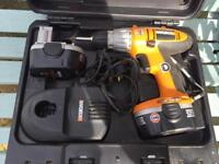 Worx Cordless Drill and Charger