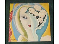 ERIC CLAPTON LAYLA DEREK AND THE DOMINOS. VINYL LP