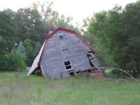 FREE BARN CLEAN UP