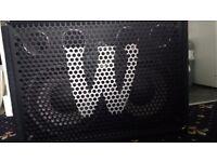 Warwick WCA 211 Pro cabinet