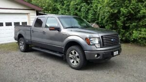 2011 Ford F-150 SuperCrew, 5.0L V8, Fully Loaded, CERTIFIED