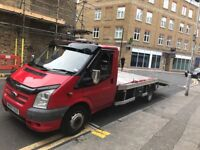 Ford Transit Recovery truck 2007 Full aluminium body and ramps modified sat nav camera led px