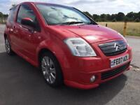 BARGAIN! Citroen c2 loeb, Long MOT no advisories, ready to go