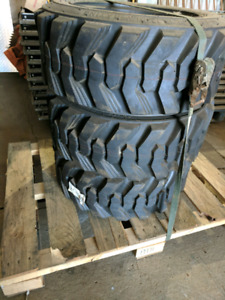 Skid steer / bobcat tires
