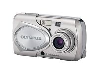 Olympus Stylus 300 3.2 MP Digital Camera with 3x Optical Zoom (£40 ono)